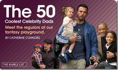 the 50 coolest celebrity dads