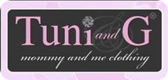 Tuni & G Mommy and me clothing